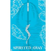 Spirited Away Photographic Print