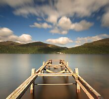 Old Jetty by Maria Gaellman