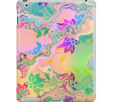 Spring abstract iPad Case/Skin