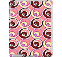 Retro Balls iPad Case/Skin