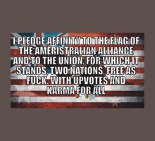 Ameristralian Pledge by Tangleyz