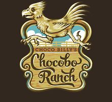 Choco Billy's Chocobo Ranch Unisex T-Shirt