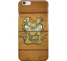 Choco Billy's Chocobo Ranch iPhone Case/Skin