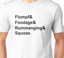 Karl Pilkington Vocabulary Unisex T-Shirt