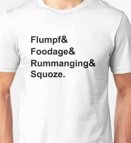 Karl Pilkington Vocabulary Unisex T-Shirt
