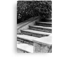 Erosion [2/5] (35mm Film) - Philadelphia, PA Canvas Print