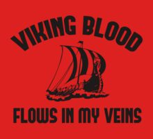 Viking Blood Flows In My Veins by BrightDesign