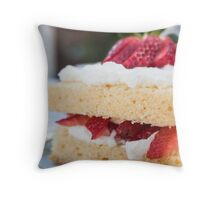 Layer Cake Throw Pillow