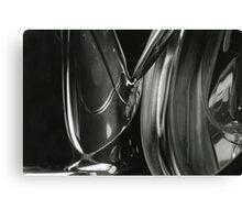Metallic Reflections [4/8] (35mm Film) Canvas Print