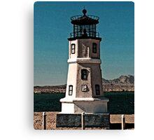 Lighthouse Series  #2 Canvas Print