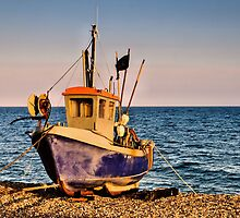 Fishing Boat by JEZ22