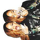 Rihanna by biancababee