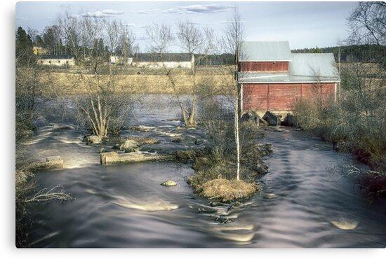 Old Mill 4 by Matti Ollikainen
