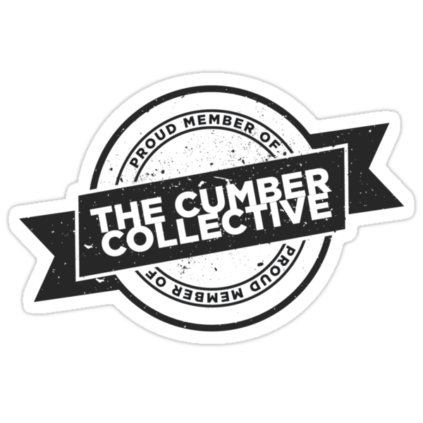 The Cumber Collective Stickers by gryffindor