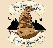 The Sorting Hat Counseling Services by PolySciGuy