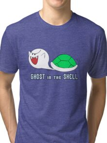 Boo in the Shell Tri-blend T-Shirt