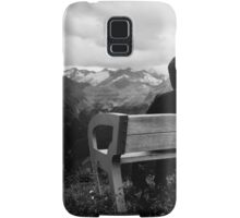 Alp Austria - Mountain Samsung Galaxy Case/Skin