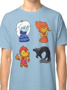 Adventure Time Chibis - Set 3 Classic T-Shirt