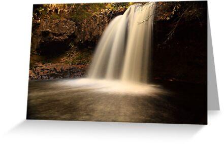 Knyvet Falls Side On by tinnieopener