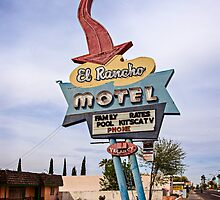 El Rancho #4653 by LoneTreeImages