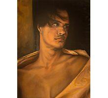 Ansu 20x26 acrylic on canvas Photographic Print