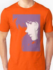 Ghost in the Shell - Major Motoko Kusanagi - PURPLE - (RENDER) Unisex T-Shirt
