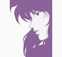 Ghost in the Shell - Major Motoko Kusanagi - PURPLE - (RENDER) Unisex T-Shirt