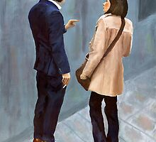 The Boyfriend by Peter Worsley