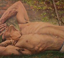 letting go by Thomas Acevedo