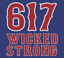 617 Wicked Strong by WickedCool