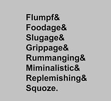 Karl Pilkington Vocabulary Case by CongressTart