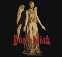 Don't blink - Weeping Angel by hunekune