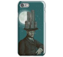 The Architect (colour) iPhone Case/Skin