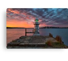 Light my World Canvas Print
