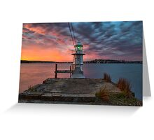 Light my World Greeting Card