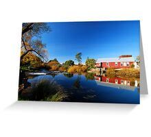 Deloraine Greeting Card