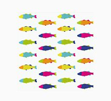 Fishes in White Classic T-Shirt