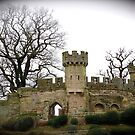The Mound - Warwick Castle by Kent Burton