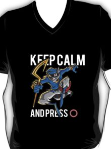 Sly Cooper - keep calm T-Shirt