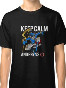 Sly Cooper - keep calm Classic T-Shirt