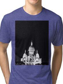 Montmartre, Dark Tri-blend T-Shirt