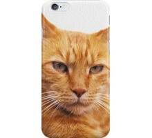 Pissed Ginger iPhone Case/Skin