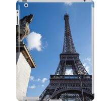 Eiffel Towers  iPad Case/Skin