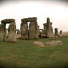 Stonehenge by Kent Burton