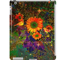 Something Special for mum iPad Case/Skin