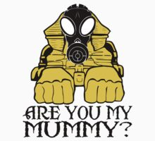 Dr. Who sphinx are you my mummy? Kids Tee