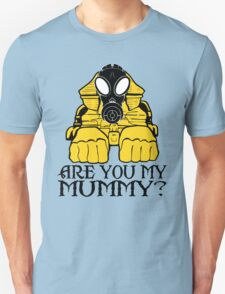 Dr. Who sphinx are you my mummy? Unisex T-Shirt