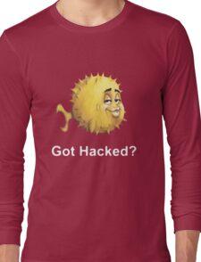 Got Hacked? Long Sleeve T-Shirt