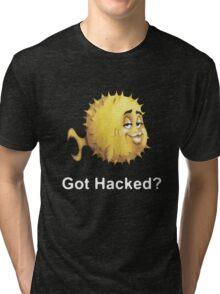 Got Hacked? Tri-blend T-Shirt