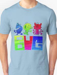 Color Bugs Unisex T-Shirt